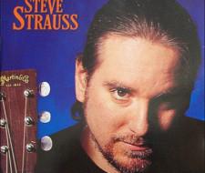 Album Steve Strauss – Powderhouse Road (1998)