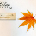 Album Yesterday, Relax Piano Vol.7 (2009)