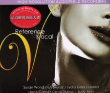 Album Reference Vocal Audiophile