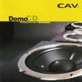 Album CAV Demo CD