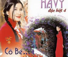 Album Cô Bé – Hạ Vy đặc biệt 4