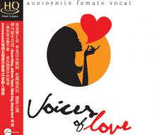 Album Voices Of Love (Evosound, Japan) [2012]