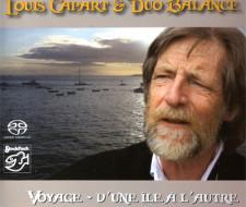 Album Louis Capart & Duo Balance – Voyage – D'une Ile A L'autre