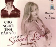 Album Cho người tình dấu yêu – Don Ho, Dalena