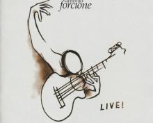 Album Antonio Forcione Live !