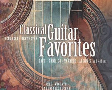 Album Classical Guiter Favorites (2003)