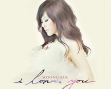 Album I Love You – Woong San