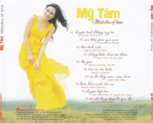 CD Melodies Of Time – Mỹ Tâm