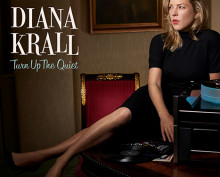 Album Turn Up the Quiet (2017) – Diana Krall