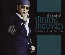 CD The Best Of Jimmy Nguyễn