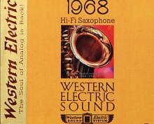 Album Sam Taylor – 1968 – The Tube Hi-Fi Saxophone – Western Electric Sound