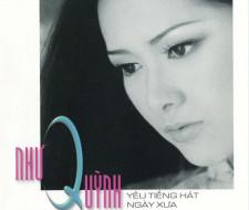 CD Yêu Tiếng Hát Ngày Xưa