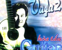 Album Hòa Tấu Guitar Vafa 2