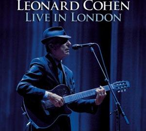 Album Leonard Cohen – Live In London