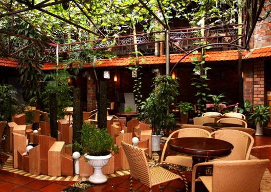 Những quán cà phê đa không gian của Sài Gòn