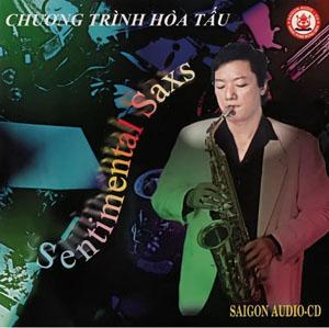 Album Sentimental Saxs – Lê Tấn Quốc