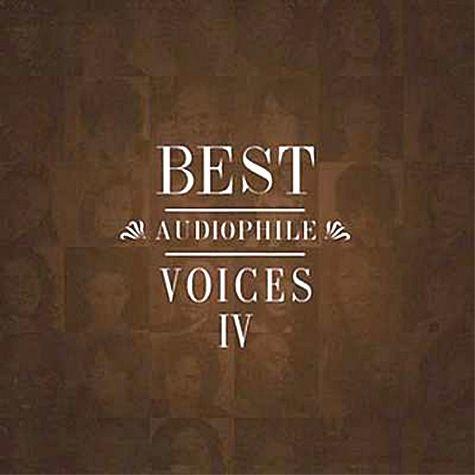 Album Best Audiophile Voice Vol 4