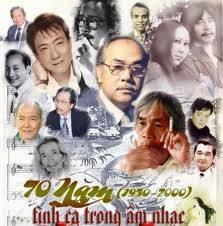 70 năm tình ca trong tân nhạc Việt Nam phần 02 – Hoài Nam