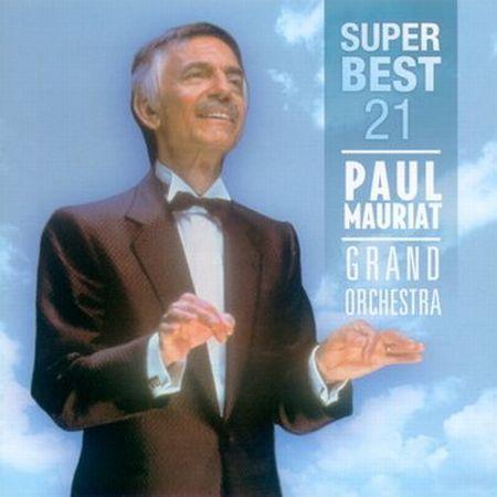 Album Super Best 21 – Paul Mauriat