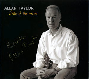Album Colour To The Moon – Allan Taylor