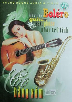 Album Cô Hàng Xóm – Nhật Nguyên & Phạm Quang Trung