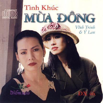 Album Tình Khúc Mùa Đông – Ý Lan,Trịnh Vĩnh Trinh