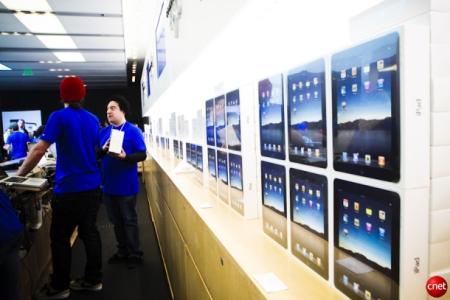 Điểm mặt các đối thủ sừng sỏ của iPad 3