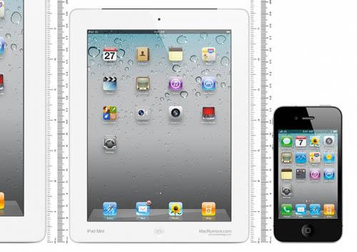 Sau iPad 3 sẽ là iPad Mini