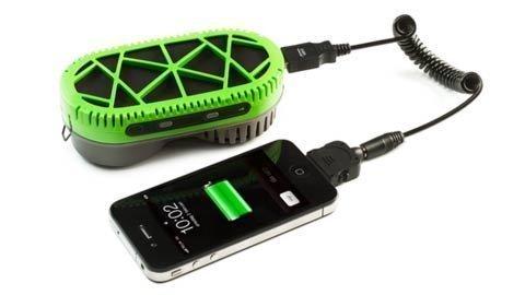 Sạc đầy pin iPhone chỉ bằng một… thìa nước