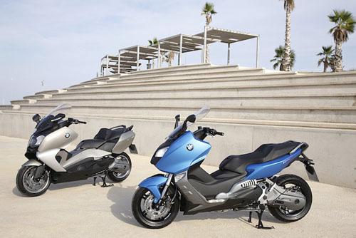 Những 'siêu xe tay ga' sẽ ra mắt trong năm 2012
