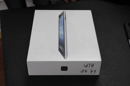 iPad thế hệ thứ 3 có mặt tại Hà Nội, giá từ 19,3 triệu đồng