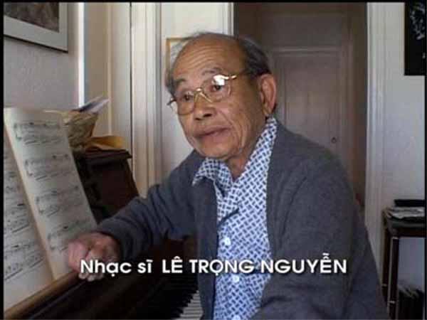 Nhạc sĩ Lê Trọng Nguyễn
