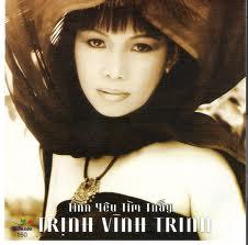 Album Trịnh Vĩnh Trinh – Chọn Lọc