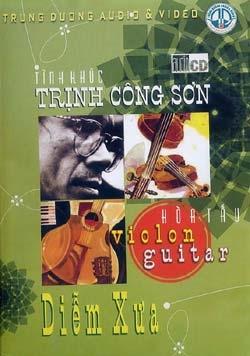 Album Diễm Xưa – Tình Khúc Trịnh Công Sơn
