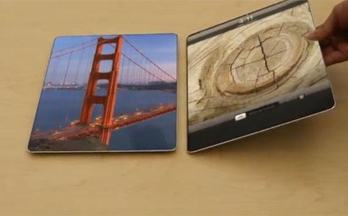 Những ý tưởng iPad 3 đẹp mê hồn