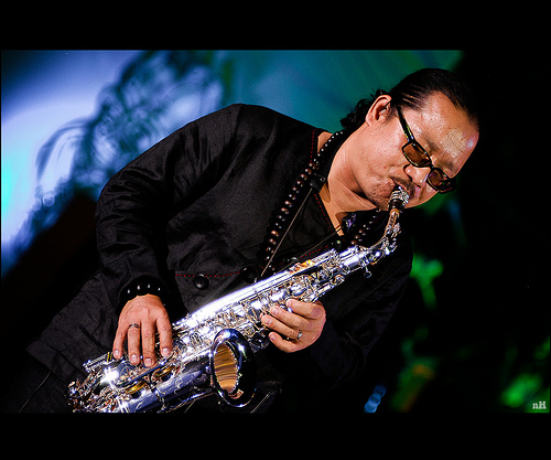Album Độc Tấu Saxophone – Trần Mạnh Tuấn