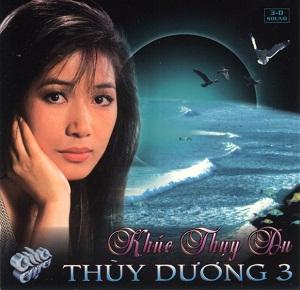 Album Khúc thụy du-Thùy Dương
