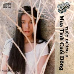Album Mưa tình cuối đông-Thùy Dương
