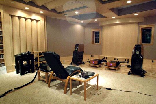Bố trí, sắp đặt thiết bị phòng nghe để có âm thanh tối ưu phần III