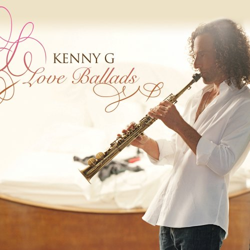 Album Love Ballads – Kenny G