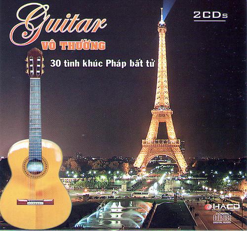 Album 30 Tình khúc nhạc Pháp bất tử – CD2
