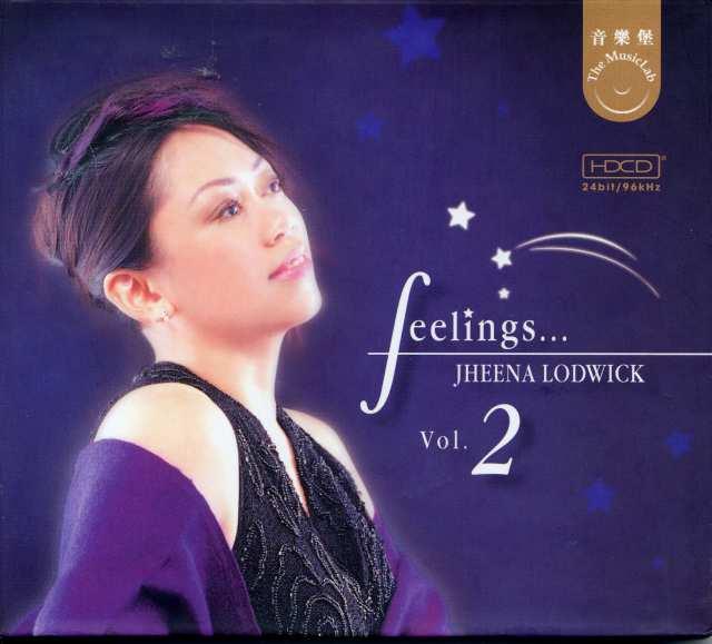 Album Feelings – Jheena lodwick
