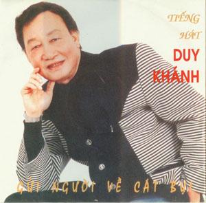 Album Gửi Người Về Cát Bụi – Duy Khánh