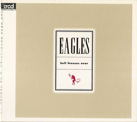 Album Eagles – Hell Freezes Over