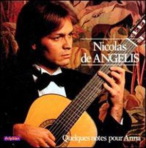 Album Nicolas De Angelis