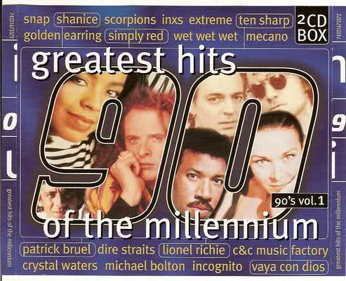 Album Greatest Hits Of The Millennium Vol.1