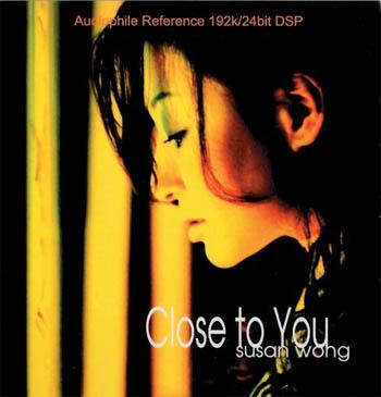 Album Close To You – Susan Wong