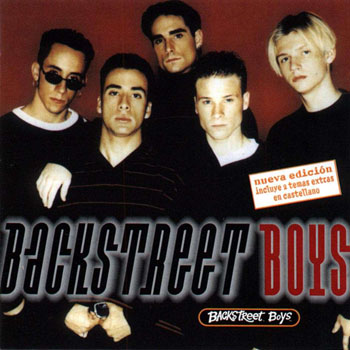 Album Backstreet Boys 1996