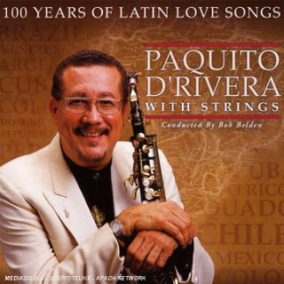Album Latin Love Songs