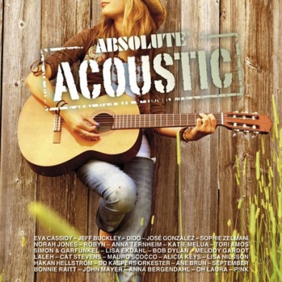 Absolute Acoustic (2011) – CD1